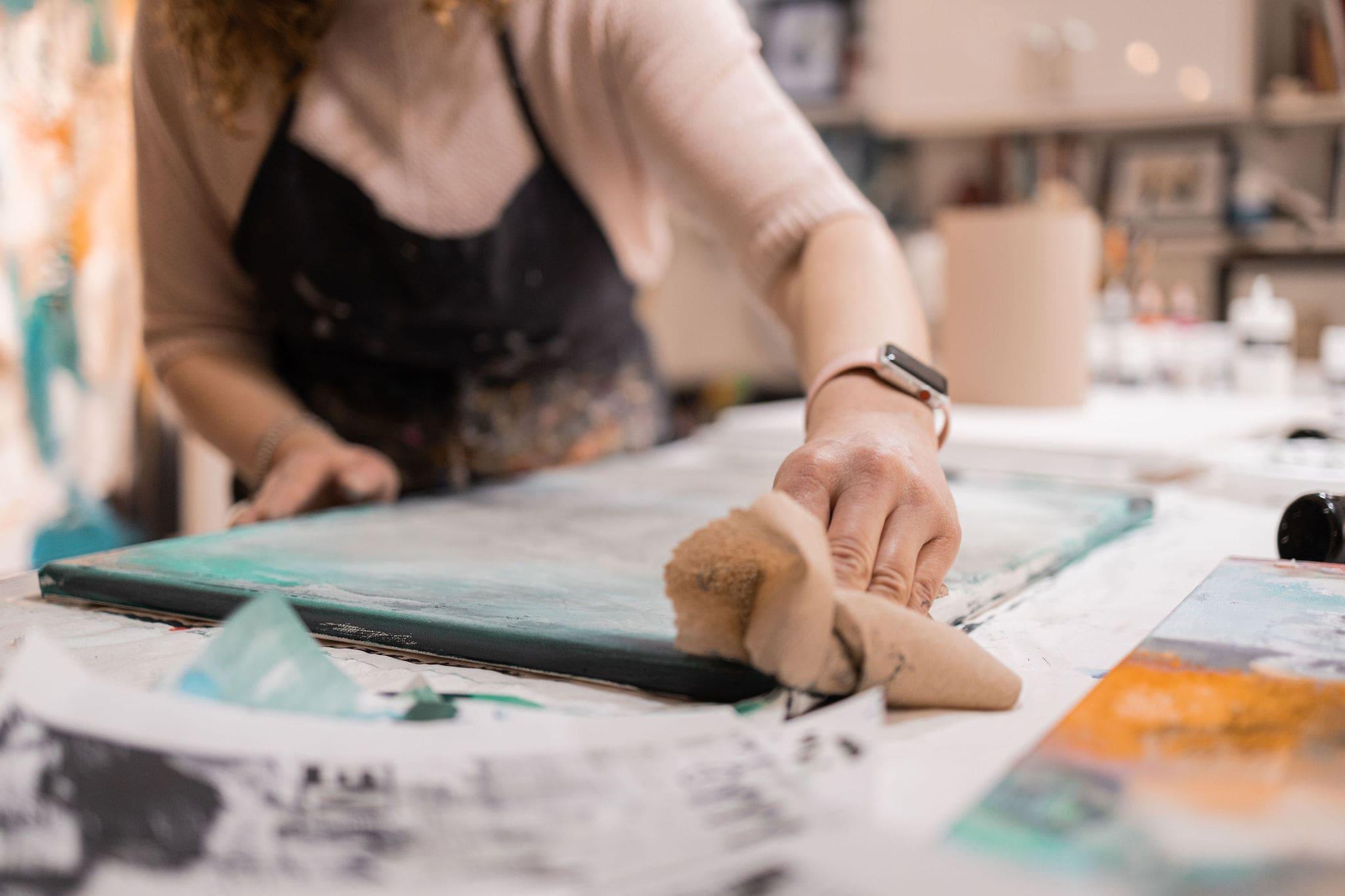 Ateliers en ligne - Maria Josee Bergeron