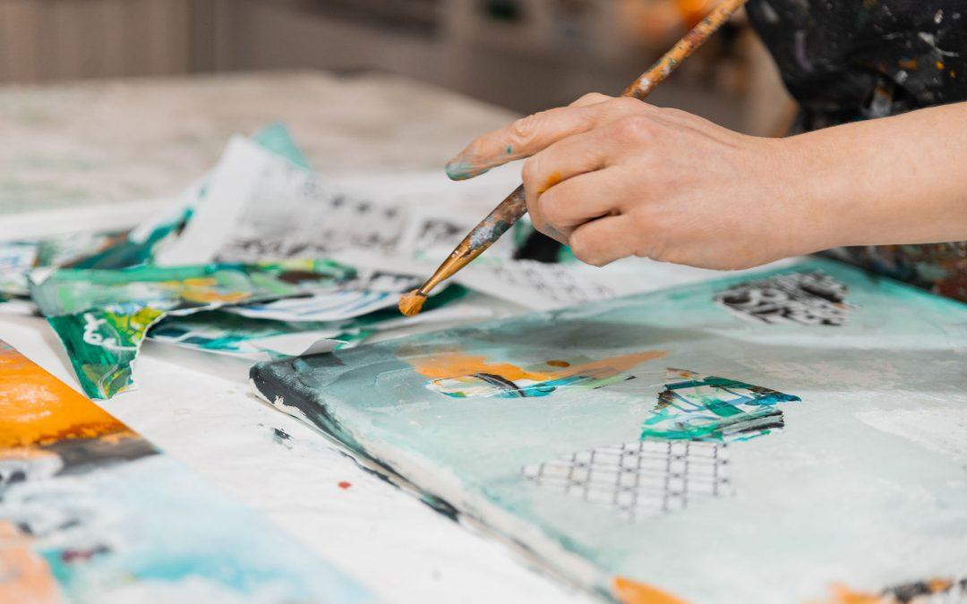 Comment être persévérante en tant qu'artiste?